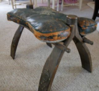 Foot Rest Stools And Saddles On Pinterest