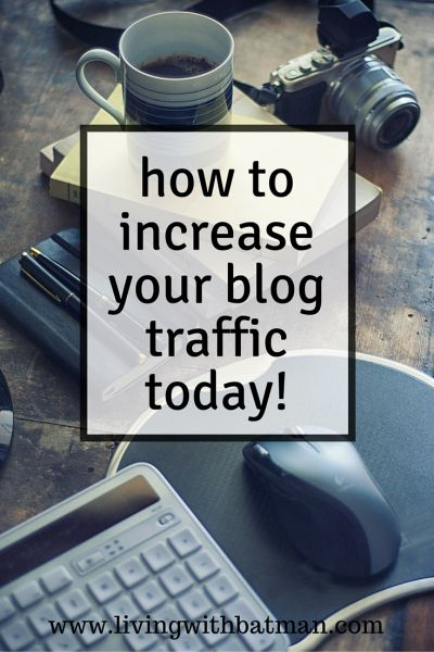 You have started a blog and you need to increase blog traffic but you are not sure how. This is a good place to start.