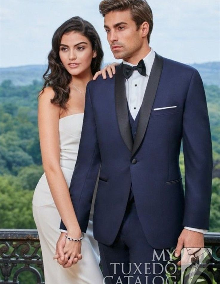New Arrival Groomsmen Shawl Black Lapel Groom Tuxedos Navy Blue Men Suits Wedding Best Man Blazer (Jacket+Pants+Tie+Vest) B947 - http://fashionfromchina.net/?product=new-arrival-groomsmen-shawl-black-lapel-groom-tuxedos-navy-blue-men-suits-wedding-best-man-blazer-jacket-pants-tie-vest-b947
