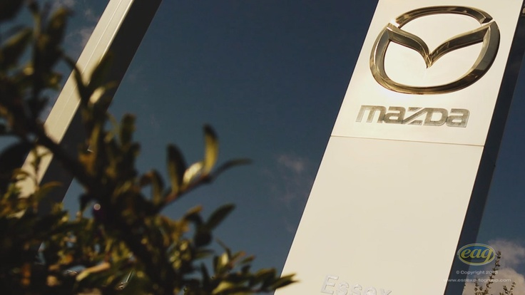 Mazda is one of the brands represented by Essex Auto Group.