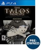 The Talos Principle: Deluxe Edition - PRE-Owned - PlayStation 4, Multi
