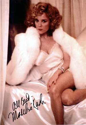 """Madeline Kahn (1942 - 1999) Comedienne and actress, appeared in several Mel Brooks movies, including """"Blazing Saddles"""" and """"Young Frankenstein"""""""