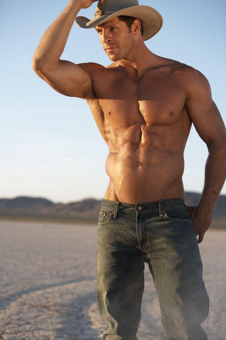 sexy white man nude