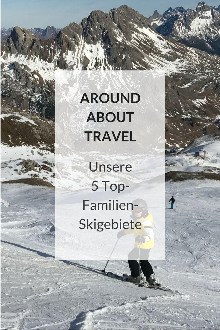 Es schneit es schneit und wir können es kaum erwarten mit der Familie Skifahren zu