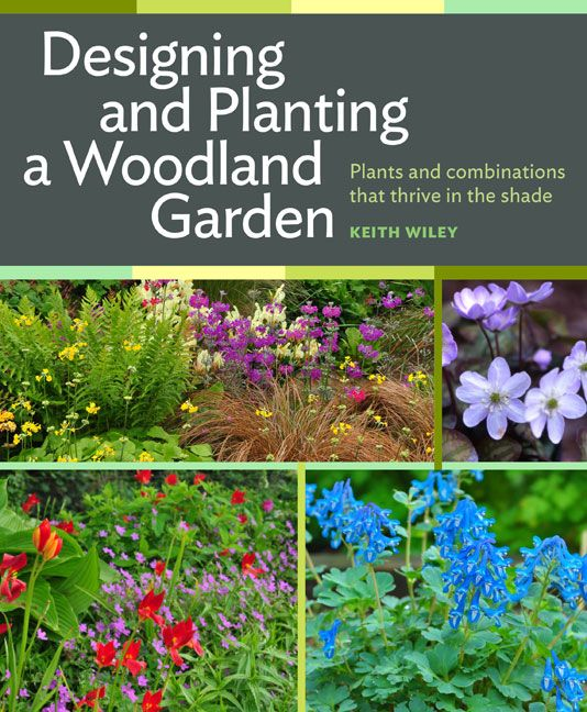 Designing and Planting the Woodland Garden: Plants and Combinations that Thrive in the Shade from Timber Press