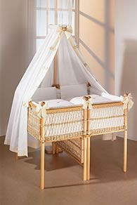 Cribs for Twins: Twin Crib from TwinsThings (UK)