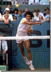 Yannick Noah Roland Garros 1983
