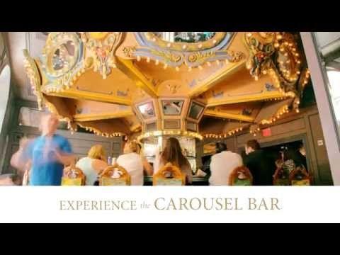 Carousel Bar & Lounge - Hotel Monteleone, French Quarter