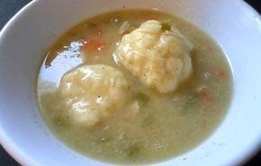Moms Egg Dumplings Recipe - Recipezazz.com