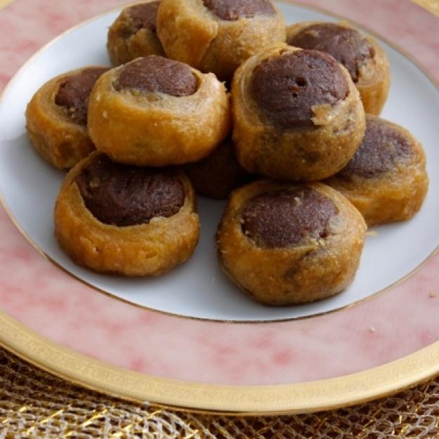 Recipe for Roxakia (Cocoa cinnamon dough cookies)