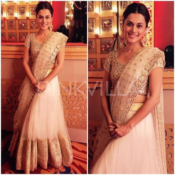 Celebrity Style,devki bhatt,Taapsee,Just Jewellery,Abhinav Mishra