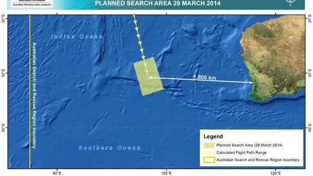 Aircraft Charter: Ships Recover Unidentified Objects in Flight 370 S...
