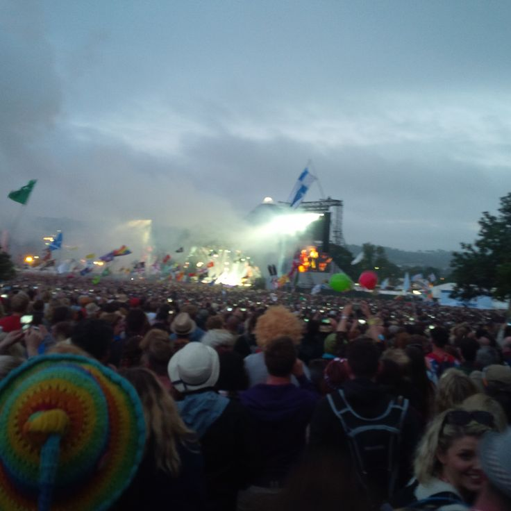 The Stones getting revved up