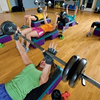 strength and cross training