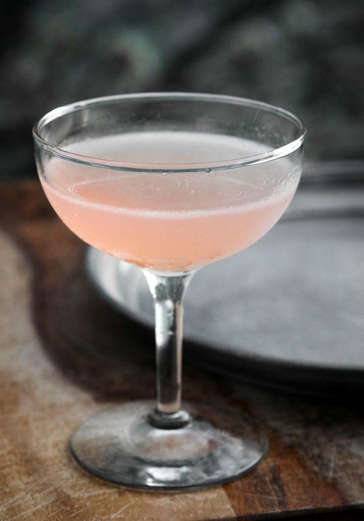 The Jasmine Cocktail, from David Lebovitz