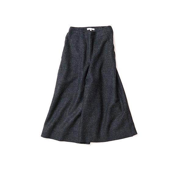 ロングスカート感覚なガウチョ