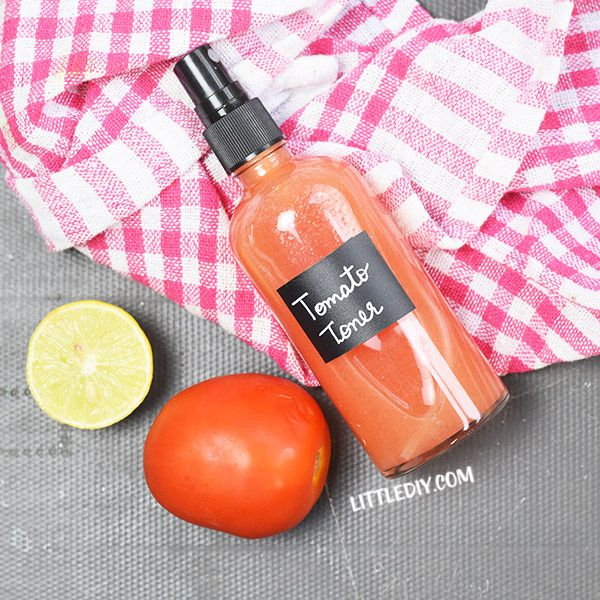 TOMATO TONER FOR FIRM SKIN AND CLEAN PORES
