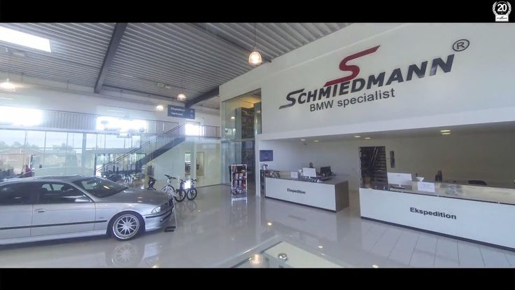 Schmiedmann BMW Specialist Headquarters - The Mecca of BMW Enthusiasts?