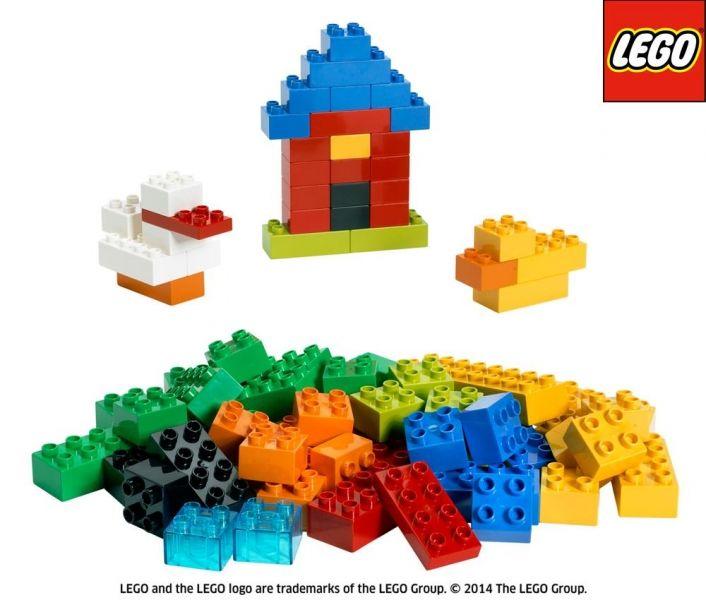 LEGO Duplo Podstawowe klocki - Deluxe - Klocki LEGO - Satysfakcja.pl
