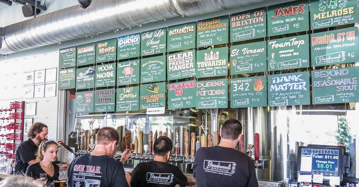 L.A. brewers are stepping into the spotlight as the dynamic craft-beer scene joins the list of attractions that draw visitors from across the globe to the sun-soaked megacity.