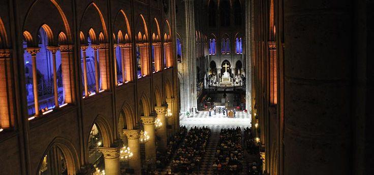 Soloists of the Maîtrise Notre-Dame de Paris, Paris