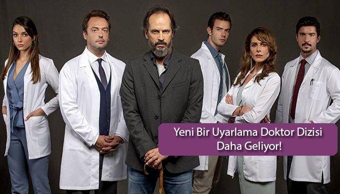 Yakinda Yeni Bir Uyarlama Doktor Dizisi Daha Geliyor Doktorlar House