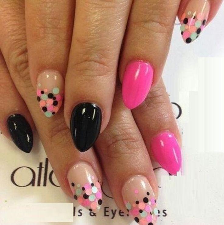 Szalony manicure