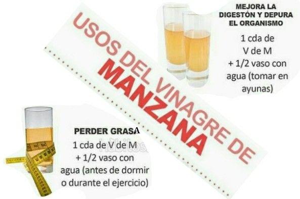 Las 25 mejores ideas sobre Vinagre De Manzana Adelgazar en