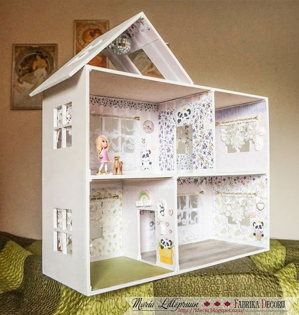 Doll house by Maria Lillepruun
