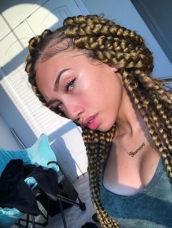 16 Best Yasmeen Nicole Images On Pinterest Natural Hair