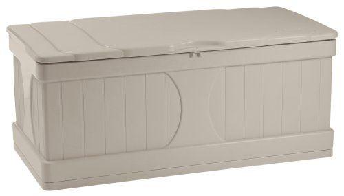 Suncast DB9000 Deck Box, 99-gallon