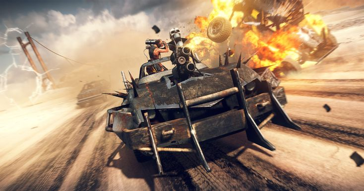 iPodder Blog » Avalanche Studios' Mad Max Has Released PC Requirements