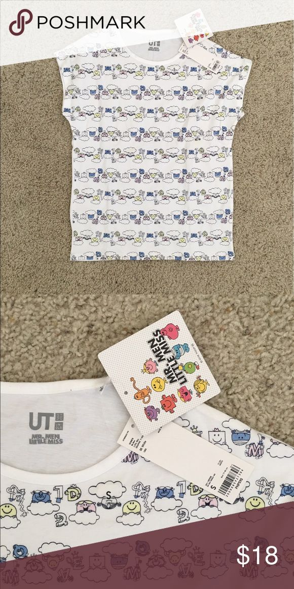 Uniqlo Top NWT Offer and bundle ✨ Uniqlo Tops Tees - Short Sleeve
