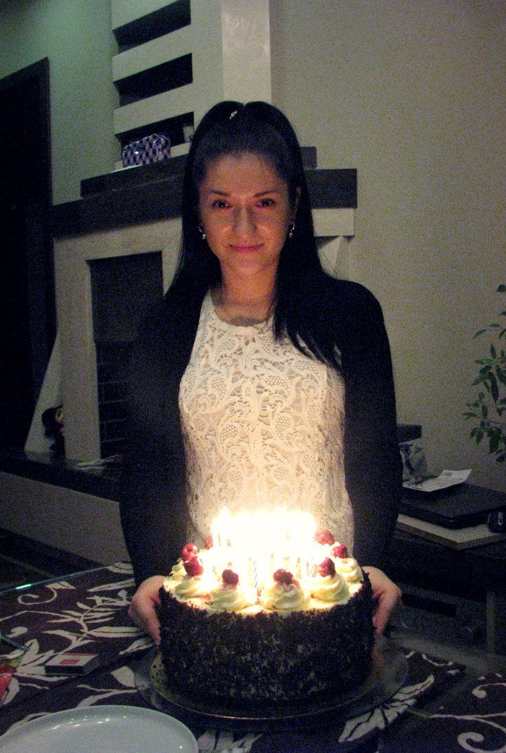 Philadelphia cake for me IV