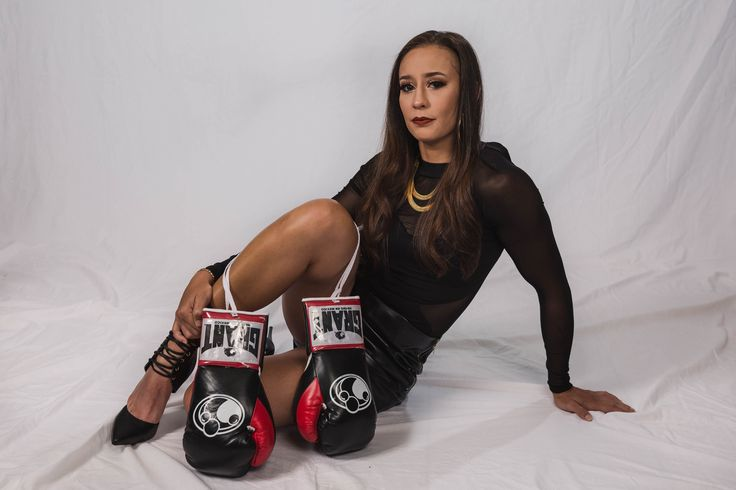 "Congrats to the new NABF Bantam Weight Champion Rosalinda ""LaGuerrera"" Rodriguez of Pretty Girl Productions- Boxing Pretty Girl Promotions 10-20-2016"
