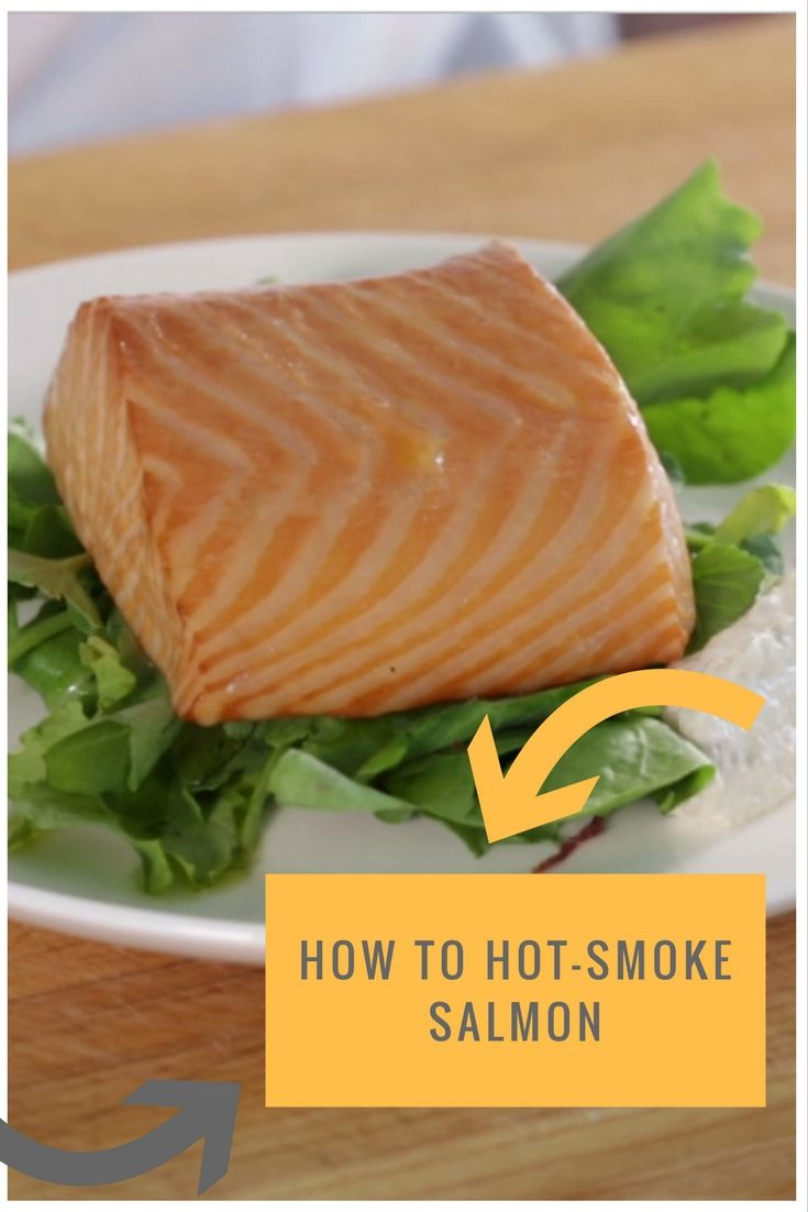 9 best sumptuous norwegian salmon images on pinterest british how to hot smoke salmon at home ccuart Image collections