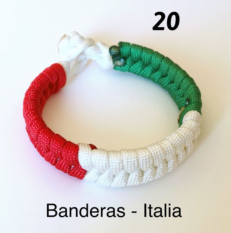 Pulsera paracord modelo 20 BANDERAS. Cada modelo se confecciona totalmente a mano y en los colores que mas te gusten del catalogo. Se necesita medida de la muñeca y color elejido. El precio es de 12€ envio ordinaro incluido. Contacto whatsapp: 657777770. Contacto mail: catalanjordi63@gmail.com