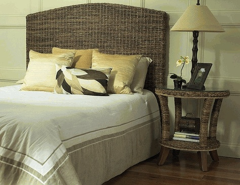 Seagrass Headboard From Www Wickerparadise Com At The