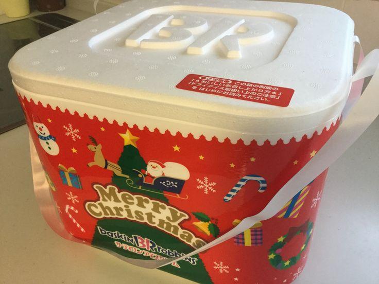31アイスクリーム クリスマスアイスケーキ