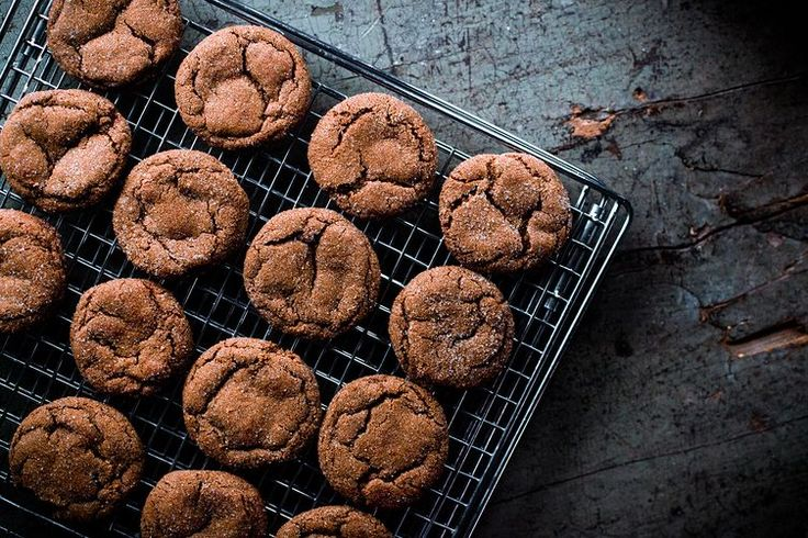 Smoky Cardamom Ginger-Molasses Cookies recipe on Food52