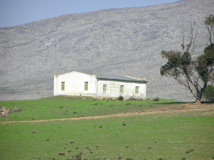Napier near Caledon Western Cape South Africa