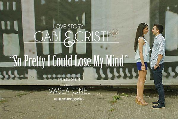 """Gabi & Cristi – """"So Pretty I Could Lose My Mind"""""""
