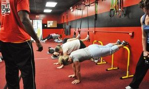 Groupon - One or Two Months of Unlimited Classes at Heaven and Hell Bootcamp (Up to 75% Off) in Lisle. Groupon deal price: $20