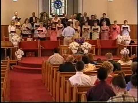 "▶ ""Christ Arose"" Mount Carmel Baptist Church Choir, Fort Payne Alabama - YouTube"