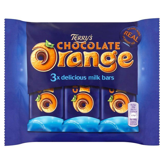 Terrys Chocolate Orange 3 x 35g