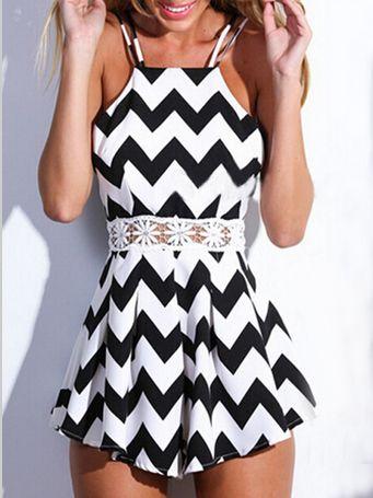 #cute #dress $19.00 #chevron pattern