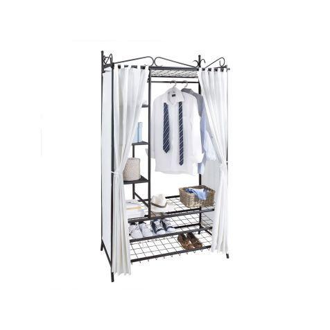 Die besten 25 schuhablage ideen auf pinterest eingangsbereich schuhablage palettenm bel und - Kleiderschrank air ...