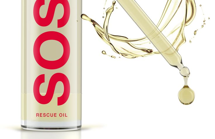 Infuse your skin with a healthy glow and youthfulness with the dual-phase SOS rescue oil from pHformula - provides natural barrier protection for your skin. Skincare #HealthySkin