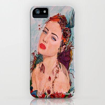 Summer iPhone & iPod Case by otilia elena - $35.00