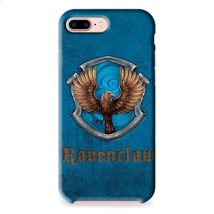 Grunge Ravenclaw Logo iPhone 7 Plus 3D Case Dewantary